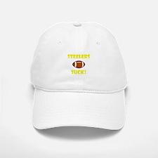 Steelers Suck! Baseball Baseball Cap