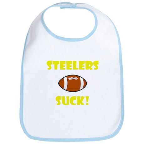 Steelers Suck! Bib