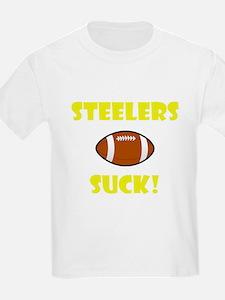 Steelers Suck! T-Shirt