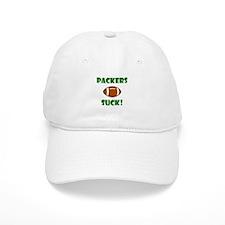 Packers Suck! Baseball Cap