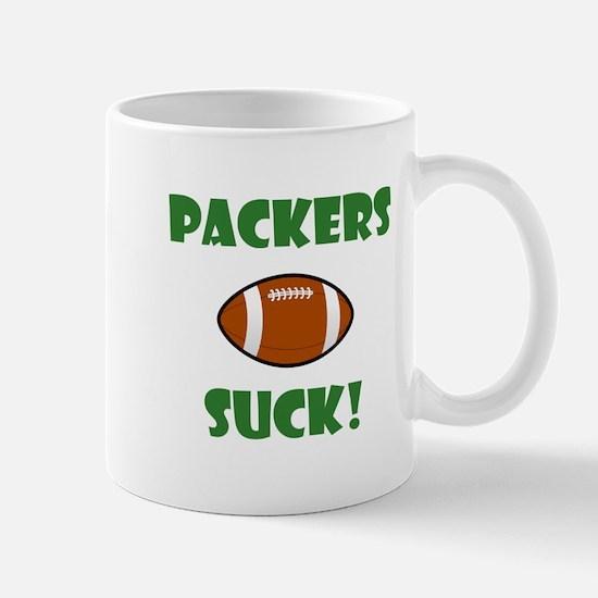 Packers Suck! Mug