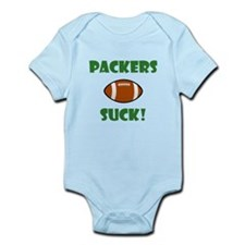 Packers Suck! Infant Bodysuit