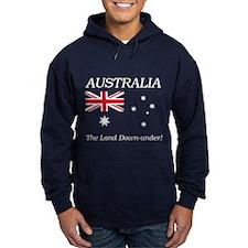 Australian Flag Hoodie