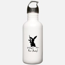 Run Away! Water Bottle