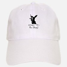 Run Away! Baseball Baseball Cap