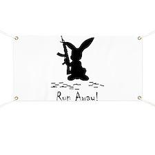 Run Away! Banner