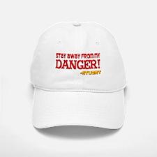 Don't Mess With My Danger Mad Baseball Baseball Cap