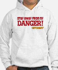 Don't Mess With My Danger Mad Hoodie