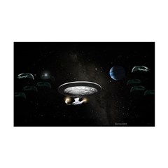 Surrounded Star Trek Wall Peel