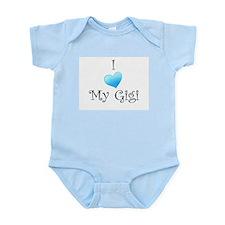 I Love Gigi Infant Bodysuit
