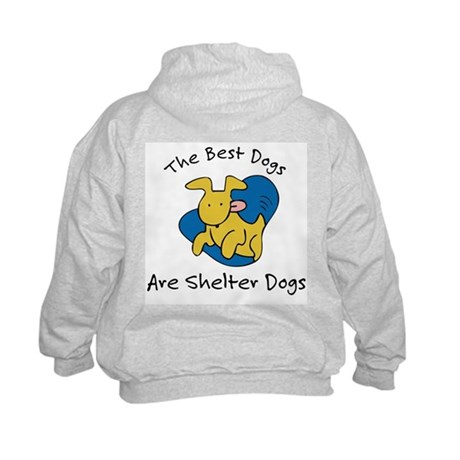 Best Dogs Kids Sweatshirt