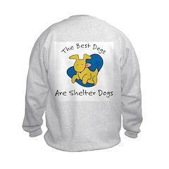 Best Dogs Sweatshirt