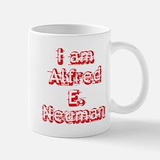 I Am Alfred E. Neuman Small Small Mug