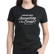 Accounting Nobody Corner Tee