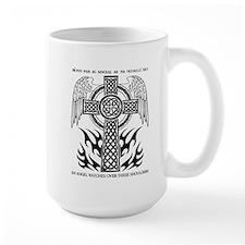 An Angel Watches Over... Mug