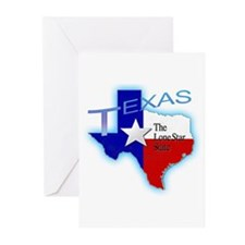 Texas Greeting Cards (Pk of 20)