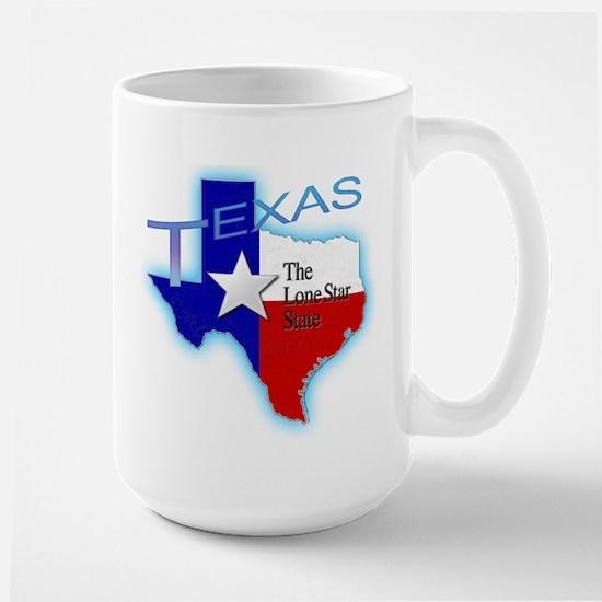 Texas Large Mug
