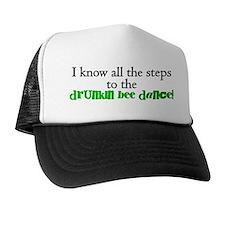 Drunken Bee Dance Trucker Hat
