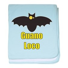 Guano Loco Kids Clothes baby blanket