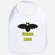 Guano Loco Kids Clothes Bib