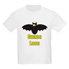Guano Loco Kids Clothes T-Shirt