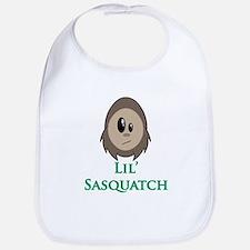 Little Sasquatch/Bigfoot Bib