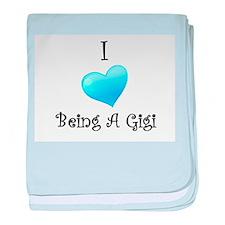 Gigi baby blanket