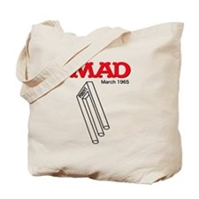 Mad Poiuyt Tote Bag