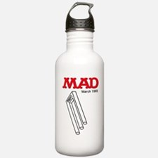 Mad Poiuyt Water Bottle