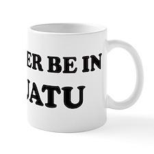 Rather be in Vanuatu Mug