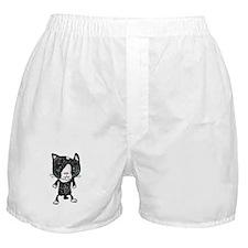 cacats buneko 2 Boxer Shorts