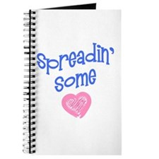 Spreadin' Some Love Journal