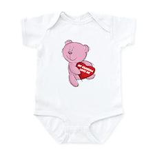 Grandma Bear Loves Me Infant Bodysuit