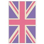 Funky Union Jack Large Poster