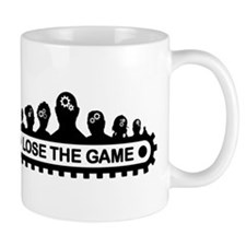Lose The Game Mugs