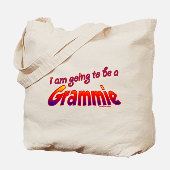 I AM GOING TO BE A GRANDMA Tote Bag