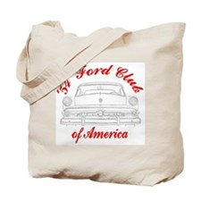 Funny Ford cars Tote Bag