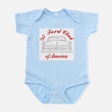 Funny Patriots football 54 Infant Bodysuit