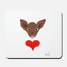Ren G Art Puppy Series Mousepad