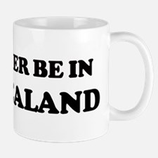 Rather be in New Zealand Mug