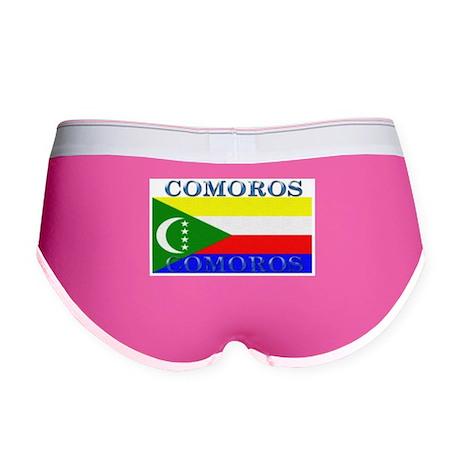 Comoros Women's Boy Brief