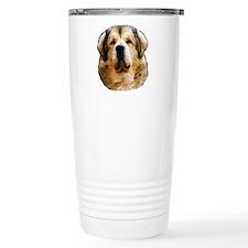 Funny Tibetan mastiff Travel Mug