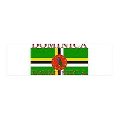 Dominica 21x7 Wall Peel