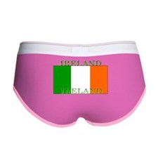 Ireland Irish Flag Women's Boy Brief