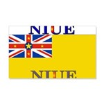 Niue 22x14 Wall Peel