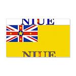 Niue 22x14 Wall Peel