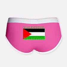 Palestine Palestinian Flag Women's Boy Brief