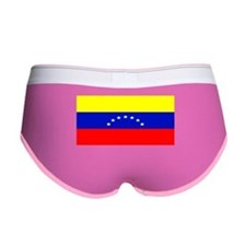 Venezuela Venezuelan Blank Fl Women's Boy Brief