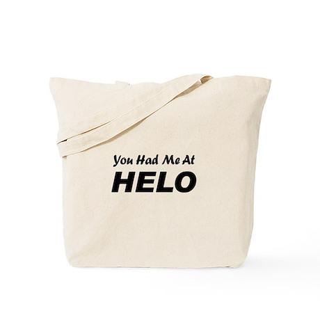 Helo Tote Bag