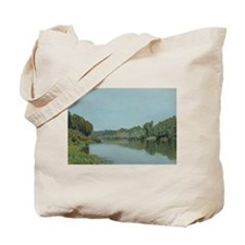 Funny Rivers Tote Bag